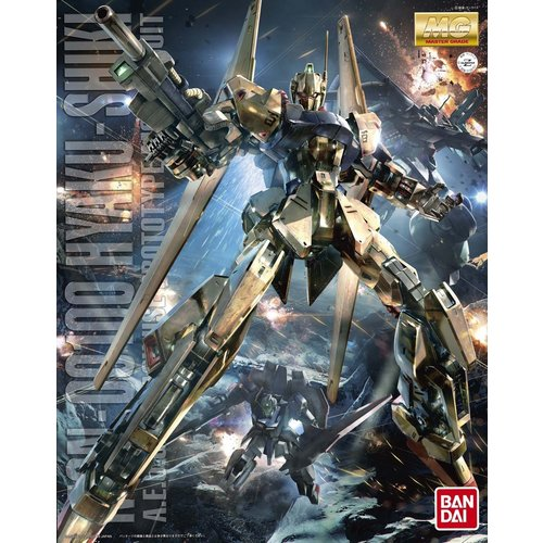 Bandai Gundam MG 1/100 Hyakushiki Ver 2.0 Model Kit