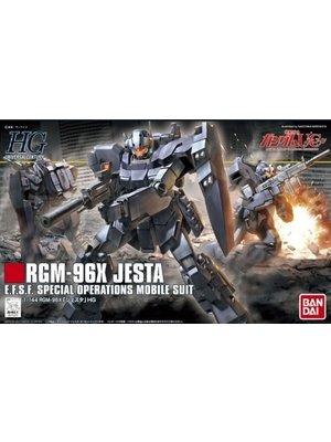 Bandai Gundam HGUC 1/144 Unicorn RGM-96X Jesta E.F.S.F. Model Kit 130
