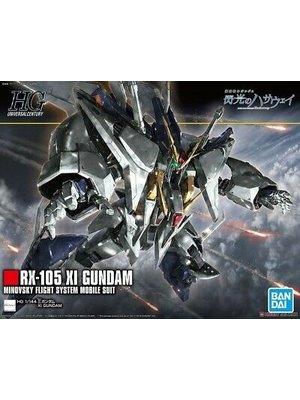 Bandai Gundam HGUC 1/144 XI Model Kit