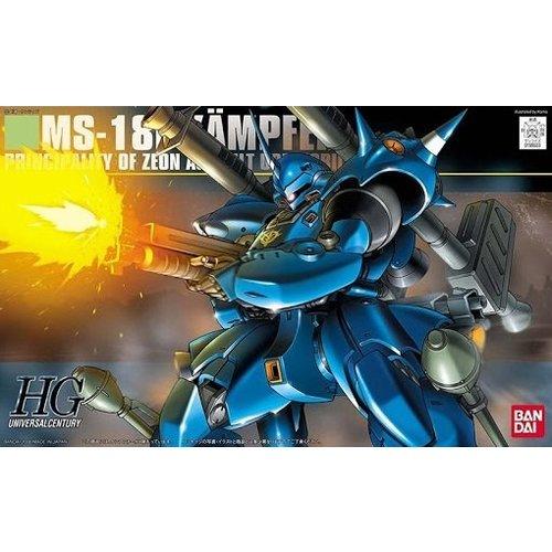 Bandai Gundam HGUC 1/144 MS-18E Kampfer Model Kit 089