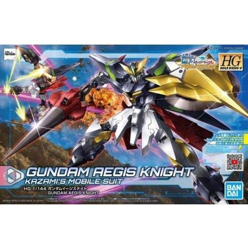 Bandai Gundam HGBD:R Re:Rise 1/144 Aegis Knight GAT-X303K Model Kit 033
