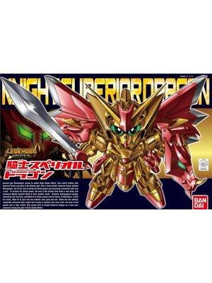 Bandai Gundam Legend BB Knight Superior Dragon Model Kit BB400