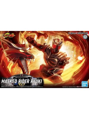 Kamen Rider Figure-Rise Standard Masked Rider Ryuki Model Kit