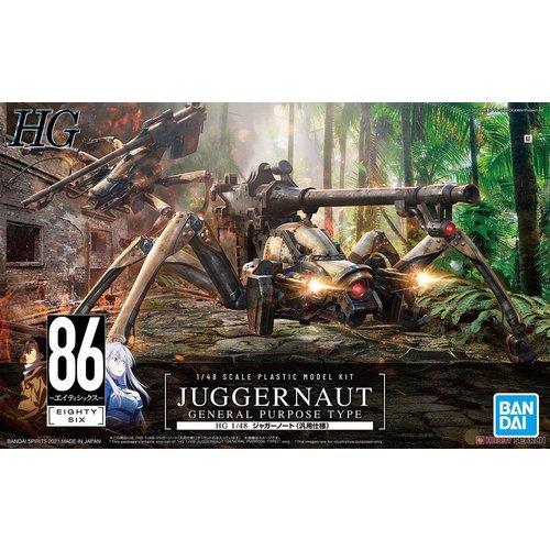 86 1/48 Juggernaut General Purpose Type Model Kit