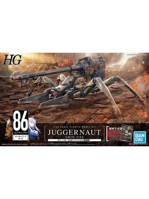 86 1/48 Juggernaut Shin Use Model Kit