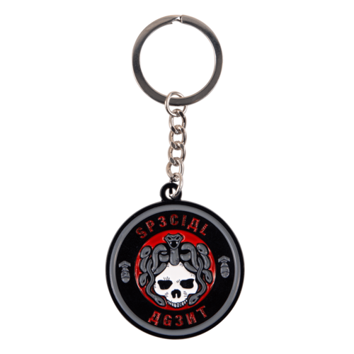 Call of Duty Cold War Special Agent Metal Keychain