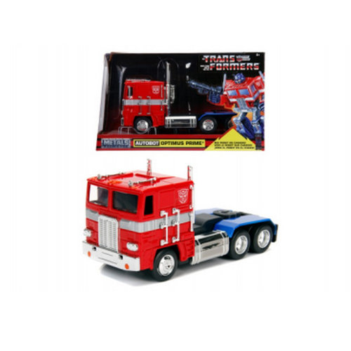 Transformers G1 Optimus Prime 1/24 Scale Vehicle