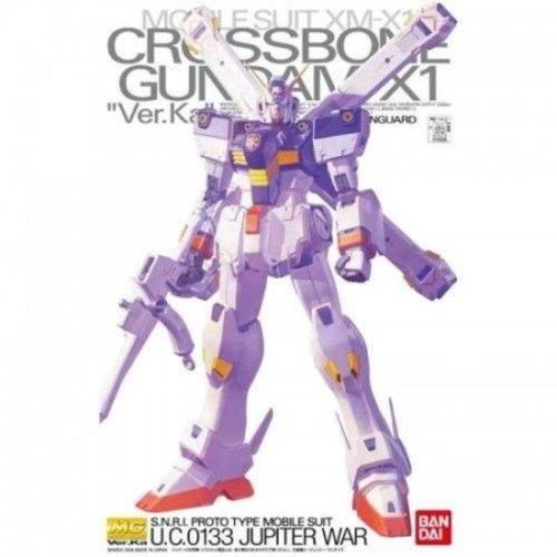 Bandai Gundam MG 1/100 XM-X1 Crossbone Gundam X1 Ver.Ka Model Kit
