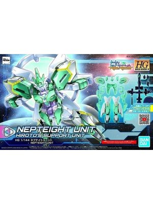 Bandai Gundam HGBD/R 1/144 Nepteight Unit Model Kit 031