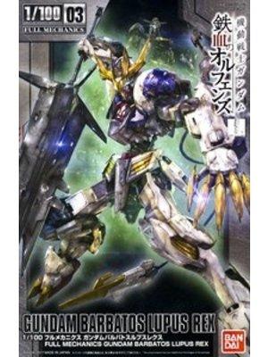 Bandai Gundam IBO 1/100 Full Mechanics Barbatos Lupus Rex Model Kit 03