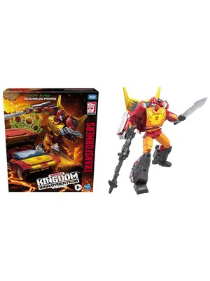 Transformers Rodimus Prime Figure Commander Class 19CM