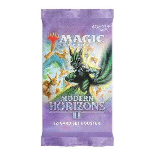 Magic The Gathering Modern Horizons II 12 Card Set Booster