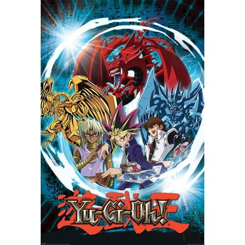Yu-Gi-Oh! Unlimited Future Maxi Poster 61x91.5