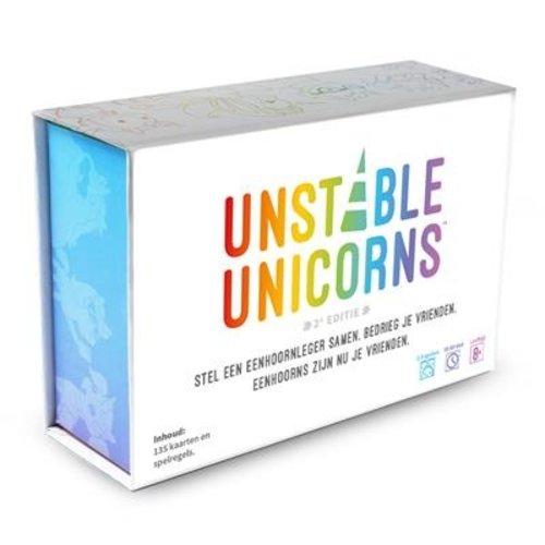 Unstable Unicorns Nederlands Unicorns & Destruction Card Game