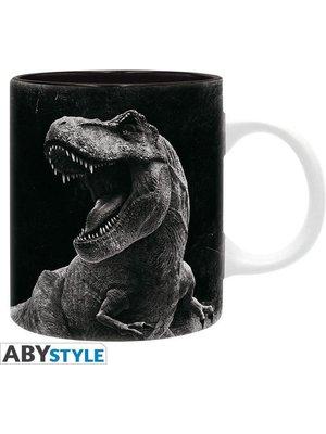 Jurassic Park T-Rex Mug 320ml