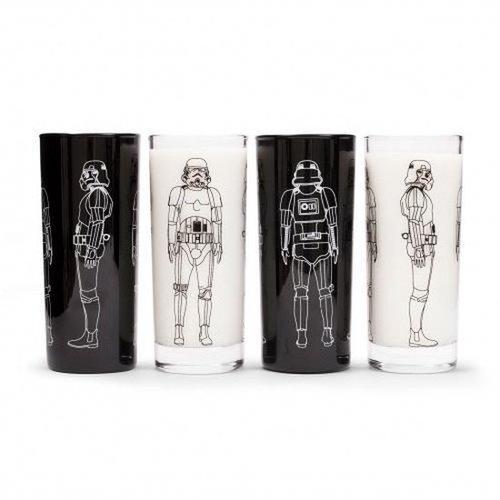 Star Wars Original Stormtrooper Glass Set of 4