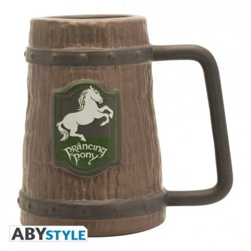 Lord of the Rings Prancing Pony Mug 450ml