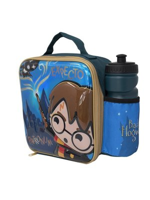 Harry Potter Kawaii Expecto Patronum Lunchbag with Bottle