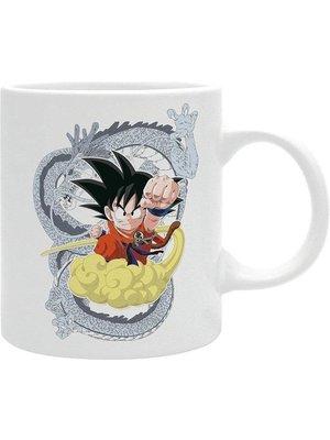 Dragon Ball Goku & Shenron Mug 320ml