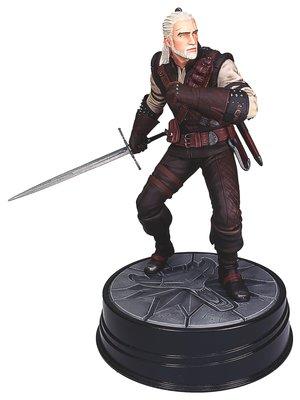 The Witcher 3 Wild Hunt Geralt Manticore PVC Statue