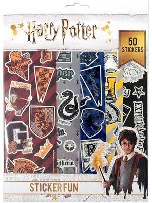 Harry Potter Stickerfun 50 Stickers