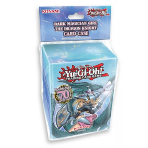 Konami Yu-Gi-Oh! Dark Magician Girl the Dragon Knight Deck Box