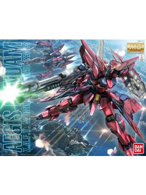 Bandai Gundam MG 1/100 Aegis Z.A.F.T. Mobile Suit GAT-X303 Model Kit
