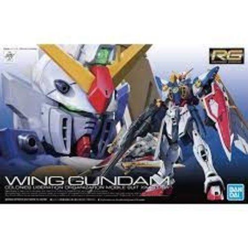 Bandai Gundam RG 1/144 Wing Gundam XXXG-01W Model Kit 35