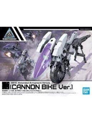 Bandai Gundam 30MM 1/144 Extended Armament Vehicle Cannon Bike Model Kit 09