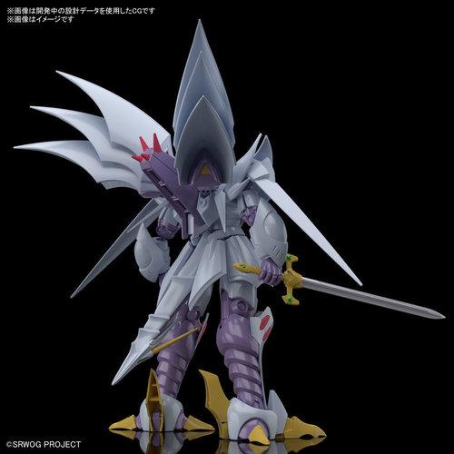 Bandai Gundam HG Cybaster Model Kit