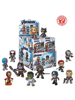 Funko Funko Mystery Mini Marvel Avengers Figures