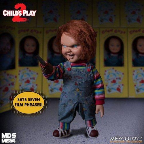 Mezco Toys Chucky Child's Play Talking Figure Designer Series 38cm (i Can Talk)