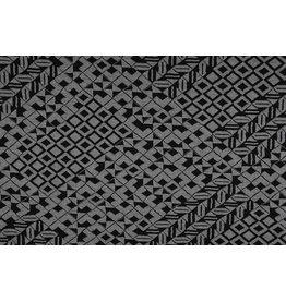 Jacquard knitted pattern 2