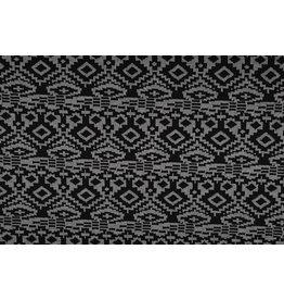 Jacquard knitted pattern 3
