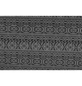 Jacquard knitted pattern 4
