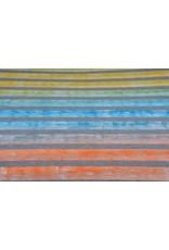 Jersey Viscose Grote Streep Multicolor 4