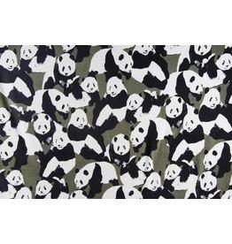 Jogging Alpenfleece Panda's Green