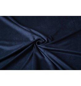 Alcantara, Wildleder, Suedine Unique Marineblau