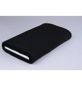 Cuff fabric  Black