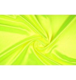 Krepp-Satin Fluor Grün