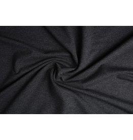 Oeko-Tex®  French Terry Dark grey melange