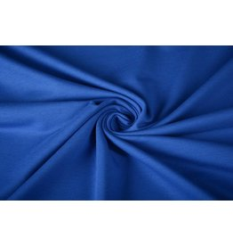Oeko-Tex®  French Terry Kobalt Blauw