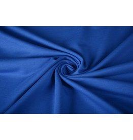 Oeko-Tex®  French Terry Kobalt Blue