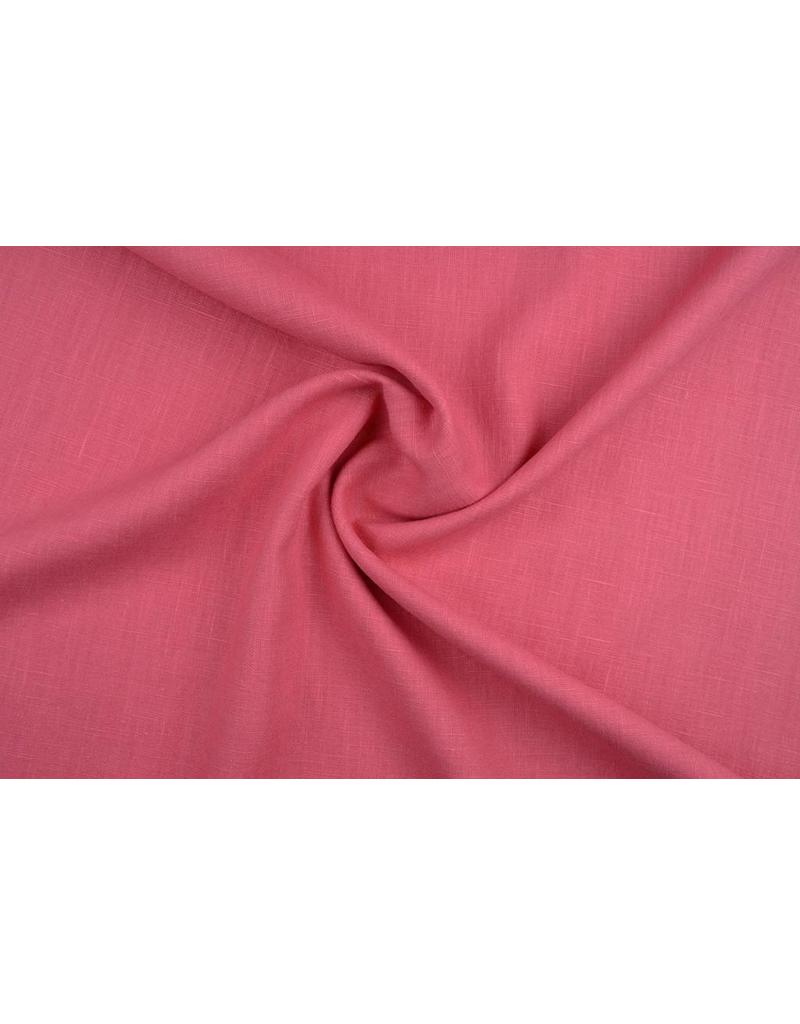 Washed Linen Coral