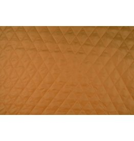 Quilted Lining  Dark gold
