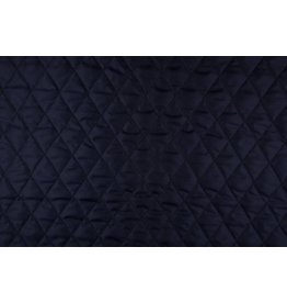 Quilted Lining Navy