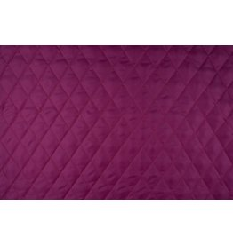 Quilted Lining Cyclaam