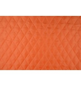 Quilted Lining  Orange