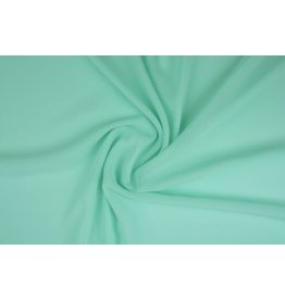 Hi Multi Chiffon Mint Green
