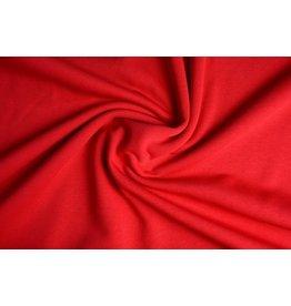 Oeko-Tex®  Sweatstoff Rot